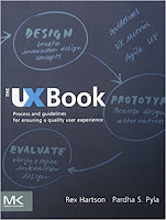 Portada de The UX Book