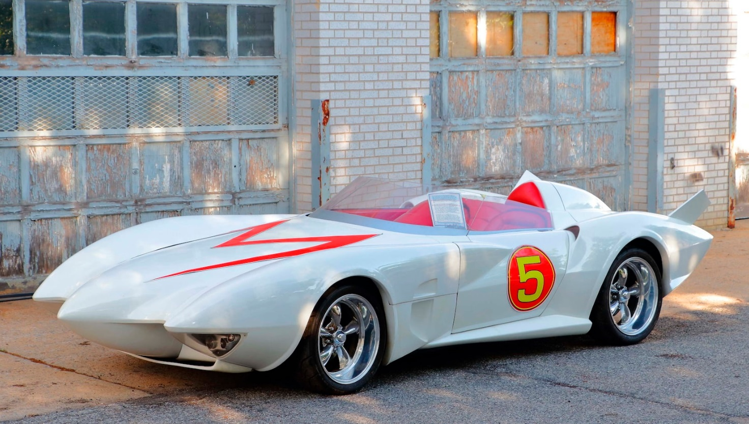Speed Racer Mach Five