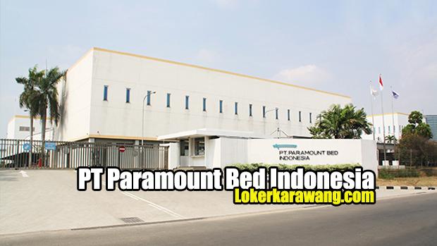 PT Paramount Bed Indonesia