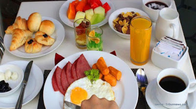 How to cook a nice simple breakfast