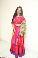 Manasa in Pink Salwar At Fashion Designer Son of Ladies Tailor Press Meet Pics ~  Exclusive 79.JPG