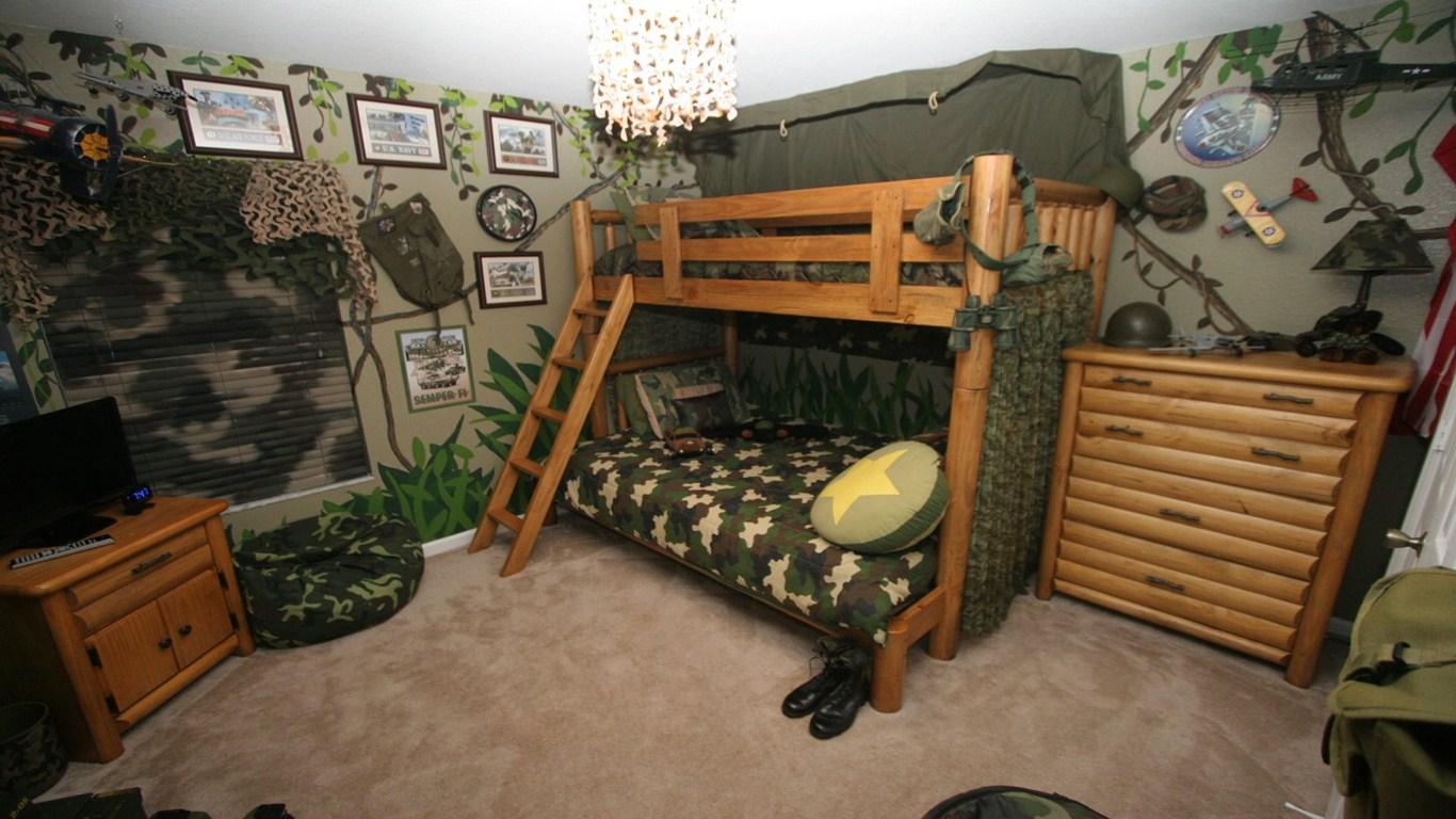 Koleksi Kamar Tidur Minimalis Modern Anak Laki Laki 5000