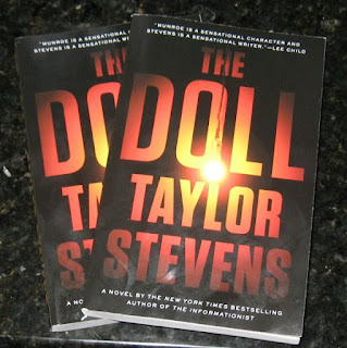 The Doll:  A Novel by Taylor Stevens