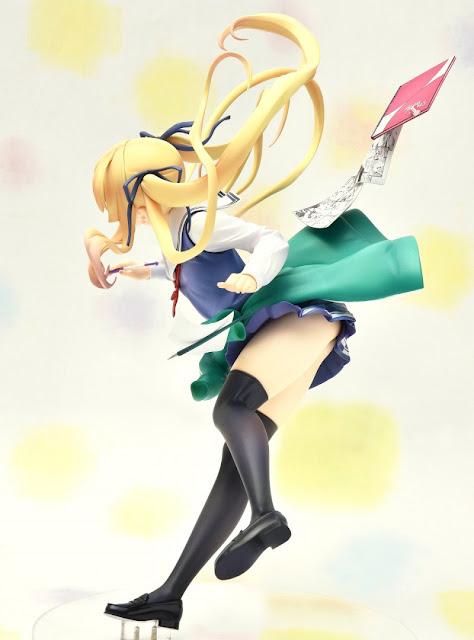 """Eriri Spencer Sawamura de""""Saenai Heroine no Sodatekata"""" - Max Factory"""