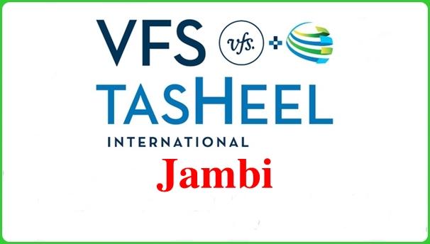 Kantor VFS Tasheel Rekam Biometrik Untuk Umroh di Jambi