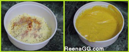 बिना तेल के पकोड़े बनाने की विधि - Oil Free Pakora Recipe in Hindi