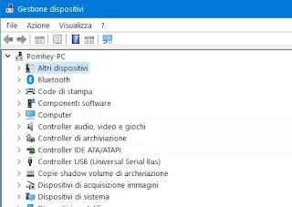Codici errore hardware Windows 10