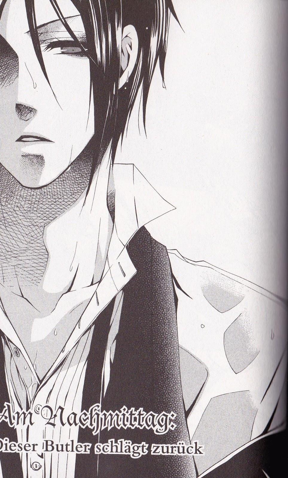 Geistig wird ein Anime-Charakter