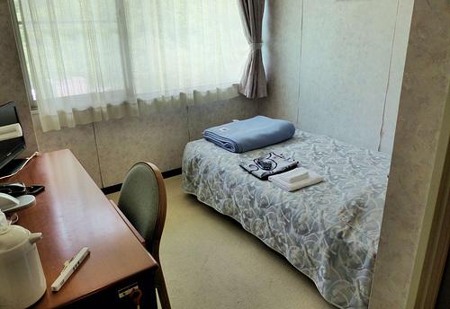 Hotel Uneri, Dogo Island, Oki Islands, Shimane.