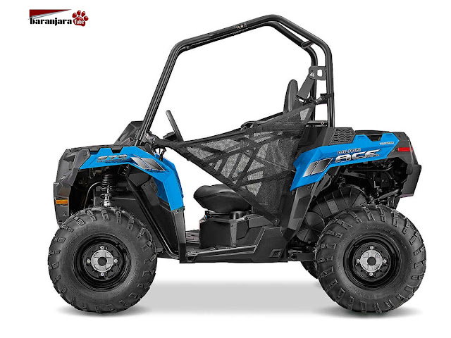 POLARIS ACE 570 VELOCITY BLUE 2016