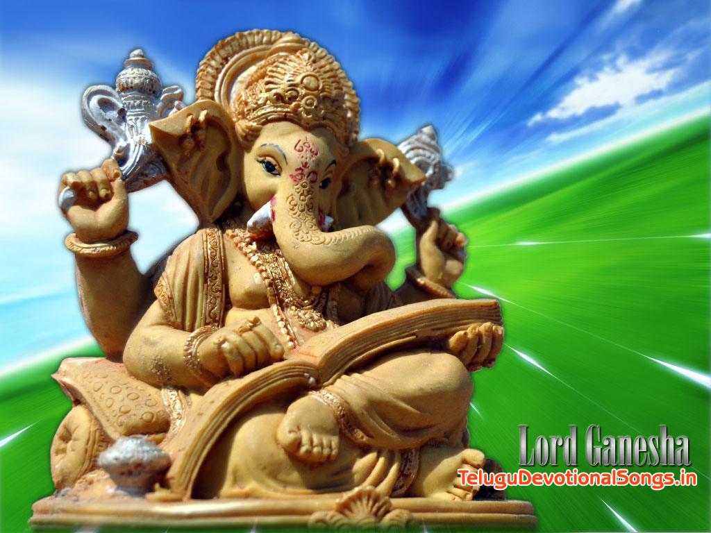 Lord Ganesha Tamil Devotional Song - Pillayaar Pillayaar ...