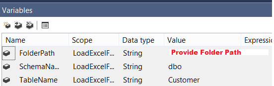 how to create ssis package in sql server 2016