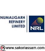 Note: Numaligarh Refinery Limited Recruitment 2019 | Advisor | Last Date: 17-05-2019 | SAKORI ASSAM