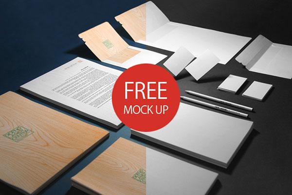 Branding Mock Up Free Download