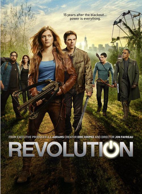 Assistir Revolution Online