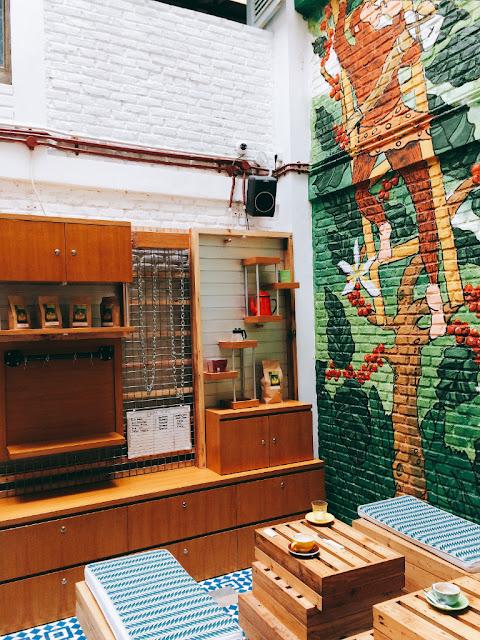 giyanti coffee roastery menteng jakarta pusat