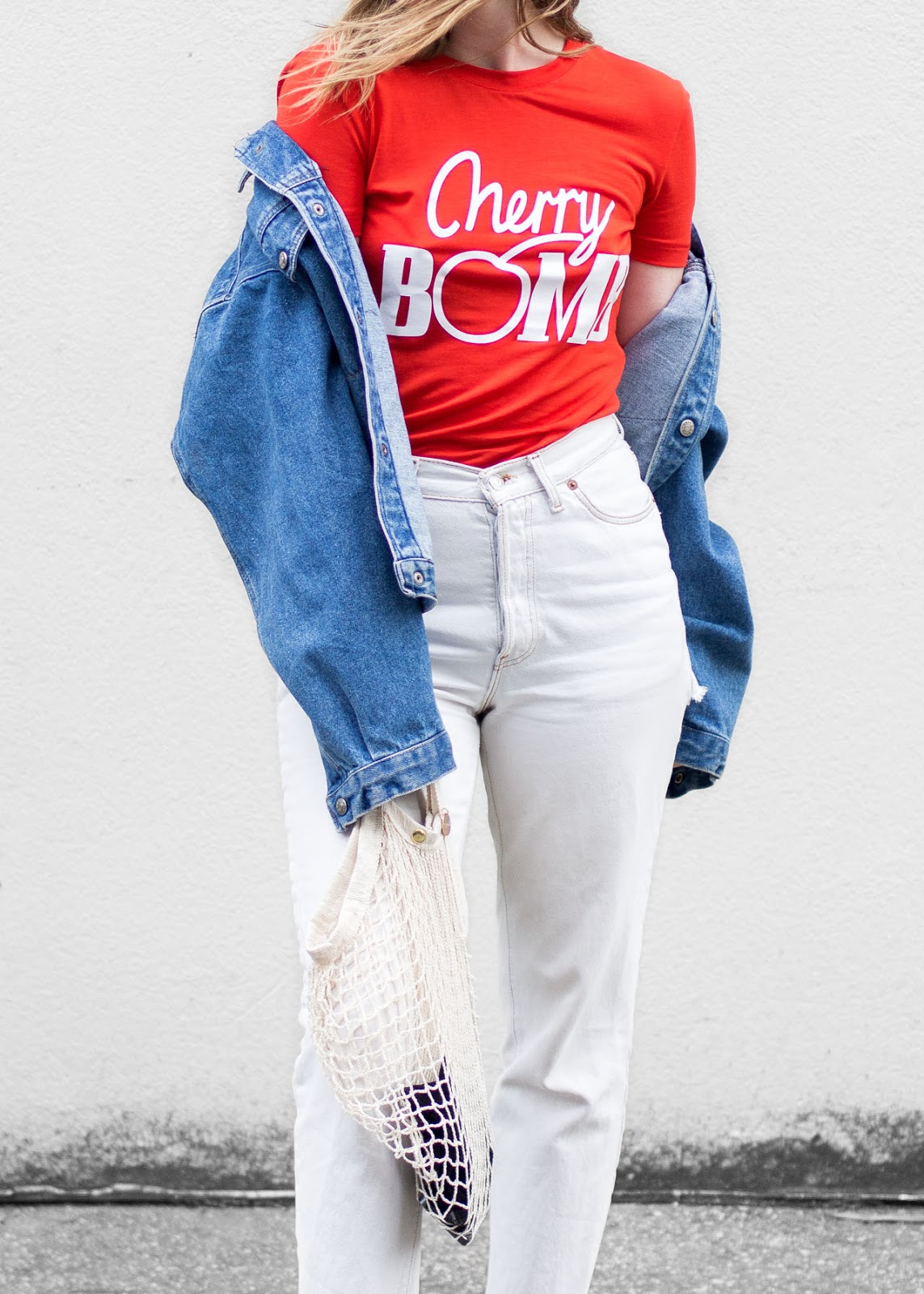 Favorite fashion purchases of the year - Ganni cherry bomb t-shirt
