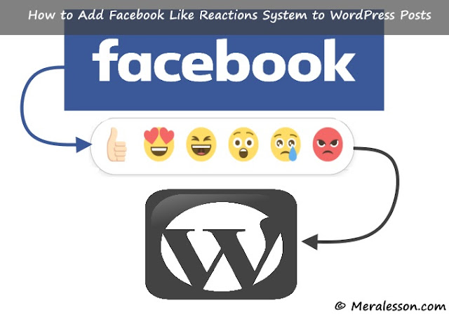 How to Add Facebook Like Reactions System to WordPress Posts