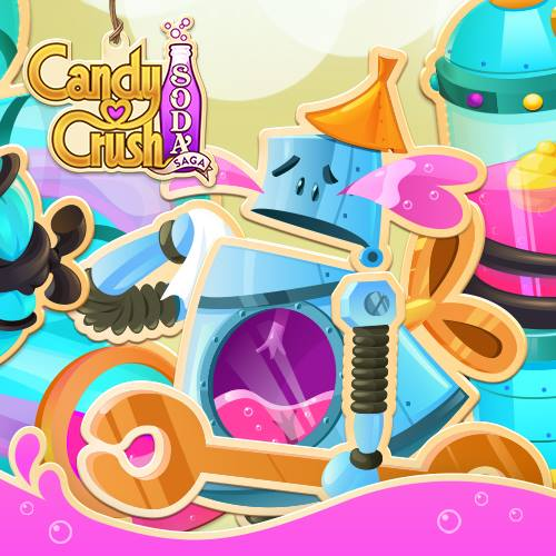 Candy Crush Soda Saga 946-965