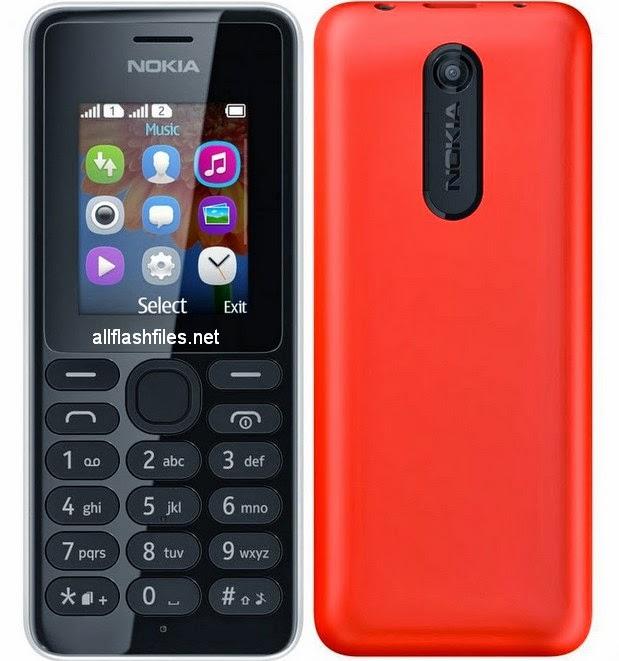 Nokia-107-Firmware