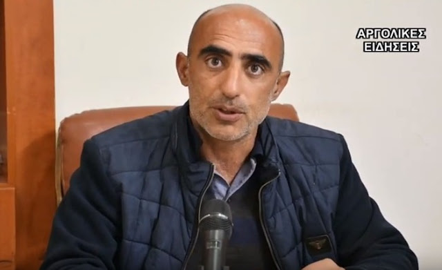 Σταύρος Γαβρήλος (Αντιδήμαρχος Ναυπλιέων): Πρόκληση να μιλάει ο κ. Αναγνωσταράς για τα αυτονόητα των δημοτών