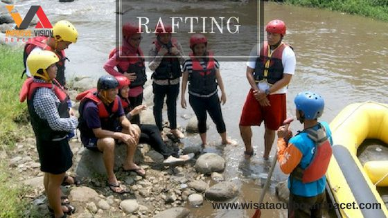 rafting pacet wisata outbound pacet improve vision