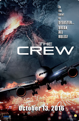 The Crew 2016 Dual Audio 720p HC WEBRip 1GB