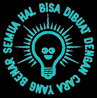 Contoh Logo Slogan Blog Ini