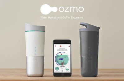 Clever Gadgets To Make Your Smartphone Even Smarter - Ozmo Smart Cup