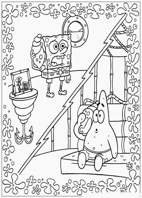 baby octo spongebob
