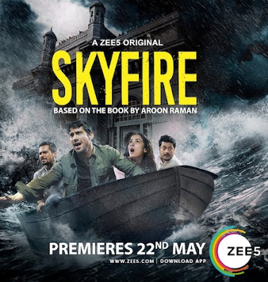 Poster Of Skyfire Season 01 2019 Watch Online Free Download