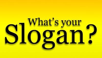 Slogan được xem là cách tạo nên sự khác biệt và ấn tượng