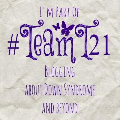 I'm part of #TeamT21