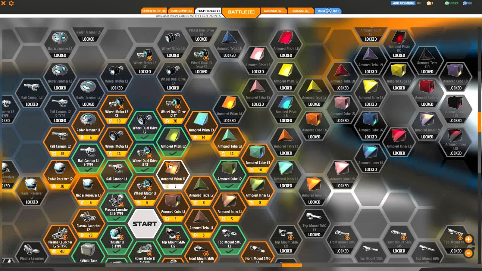 Player Agency and Robocraft: More Power to Ya | Sprites and Dice