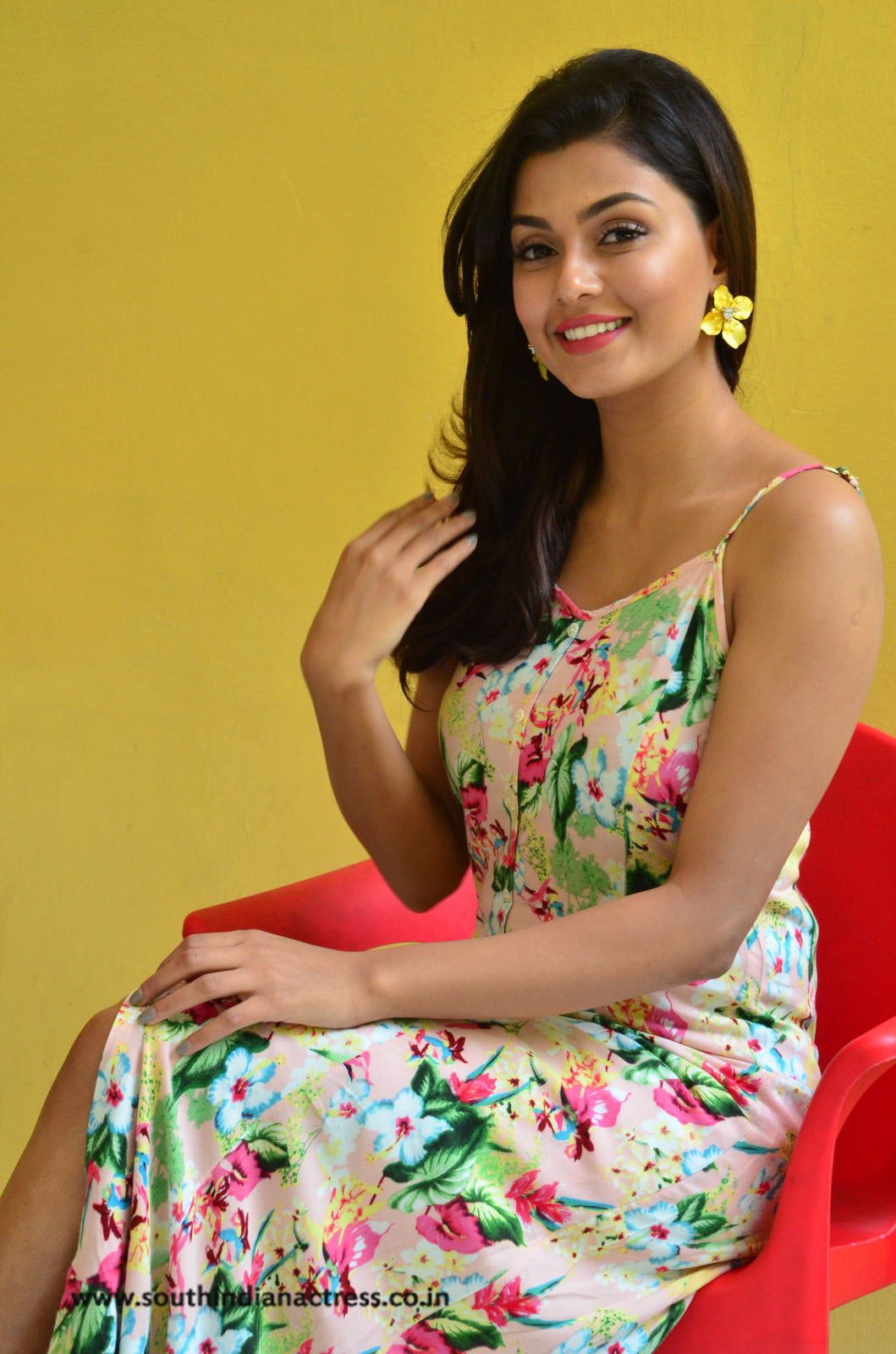 Anisha Ambrose Stills At Fashion Designer Ladies Tailor