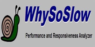 تحميل برنامج كشف سبب بطء الجهاز WhySoSlow 0.95