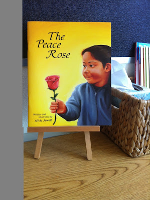 Books That Heal Kids Book Review The Peace Rose