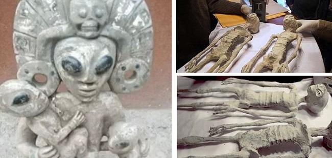 Σημαντική ανακοίνωση για τις μικρές μούμιες με τα τρία δάκτυλα στο Περού, ειναι εξωγήινοι!!