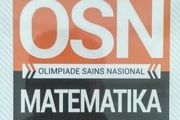 Buku Olimpiade Sains Nasional (OSN) Untuk Tingkat SMA Sederajat