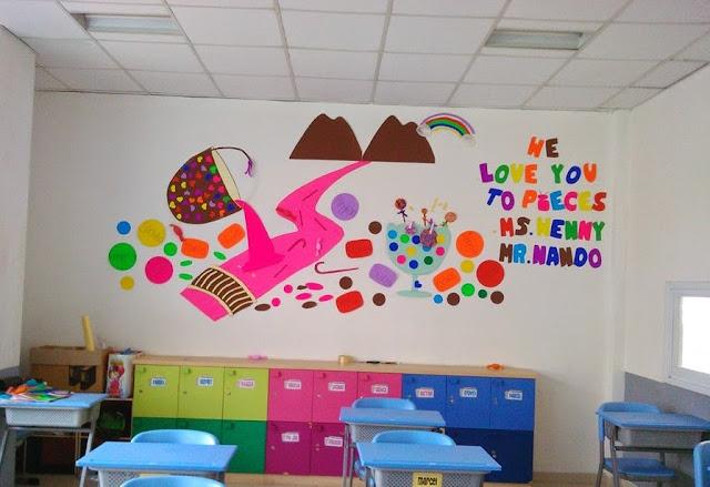 dekorasi ruang kelas sma ips ipa terbaru