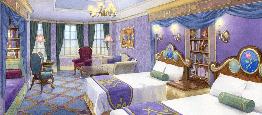 Disney Themed Hotel Rooms In Orlando