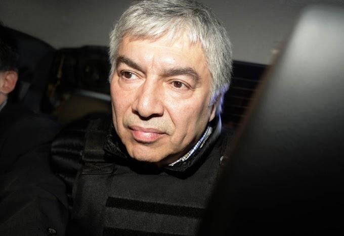 Lázaro Báez insiste en negociar información por arresto domiciliario