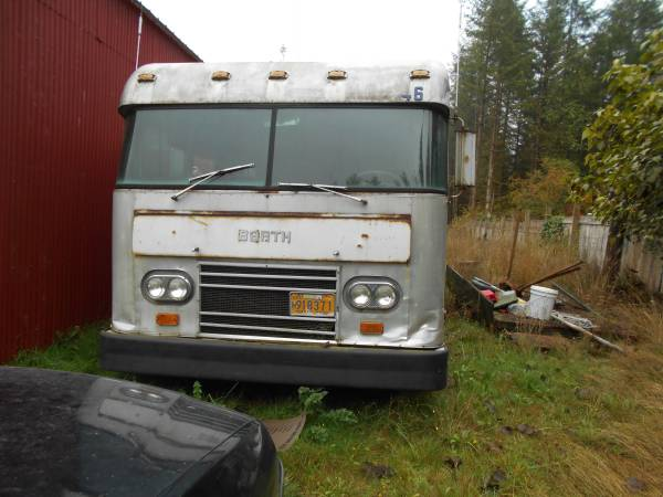 1974 Barth Motor Home For Sale