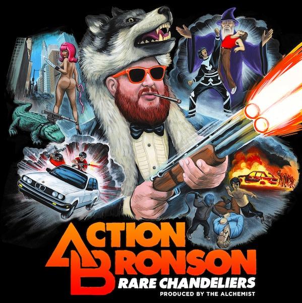 Action Bronson & The Alchemist - Rare Chandeliers
