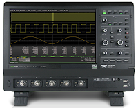 Front of HDO6054 oscilloscope