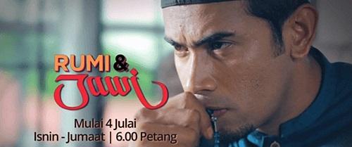 Sinopsis drama Rumi Dan Jawi siaran Astro, pelakon dan gambar drama Rumi Dan Jawi, Rumi Dan Jawi episod akhir – episod 40