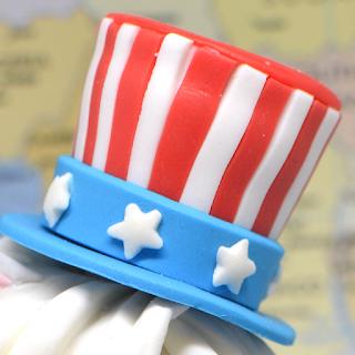 """Show Cake 2017 : Cupcakes """"Chats du Monde"""" - ÉTATS-UNIS : Lincoln, le Maine Coon"""