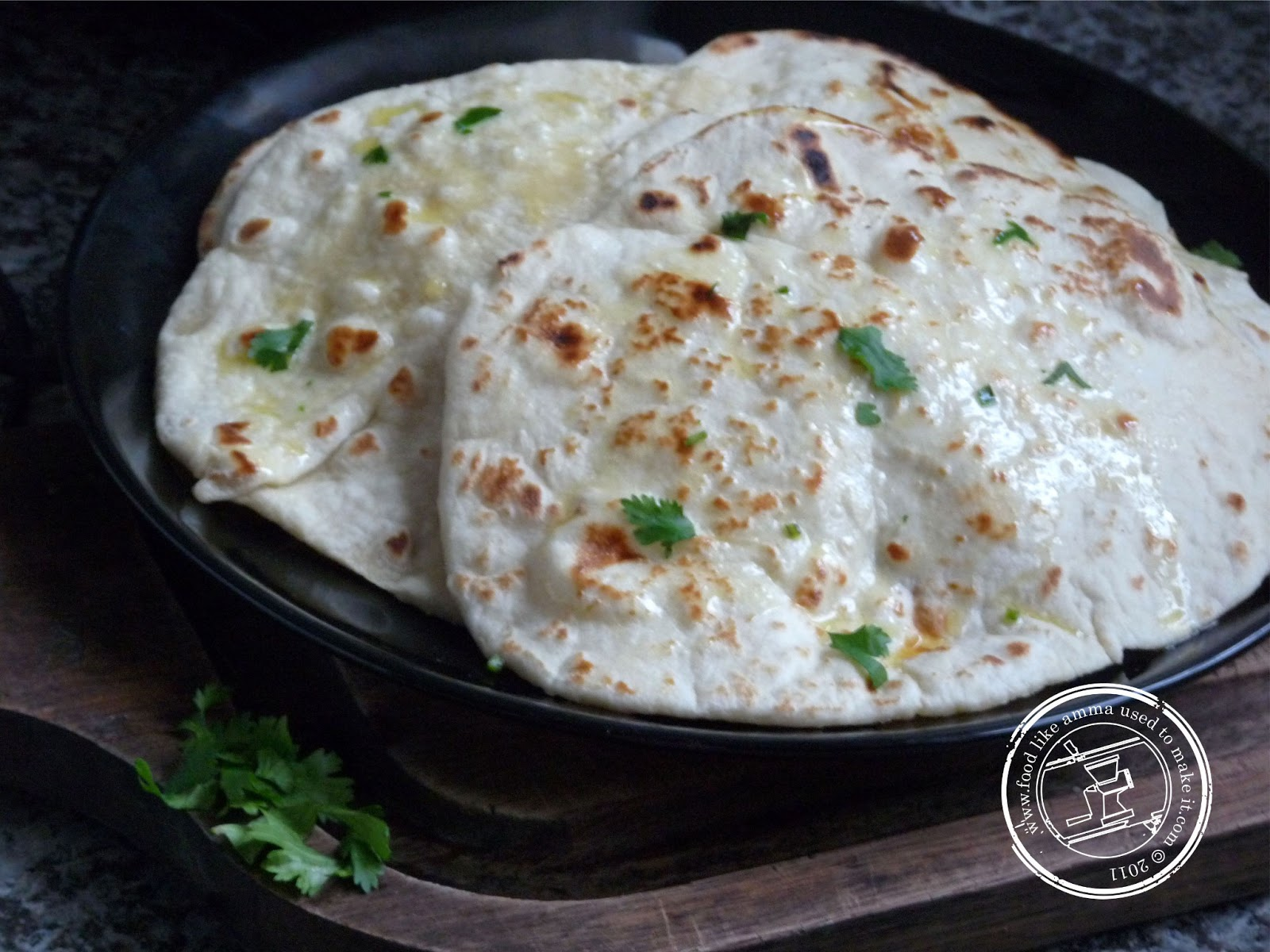 easy naan recipe