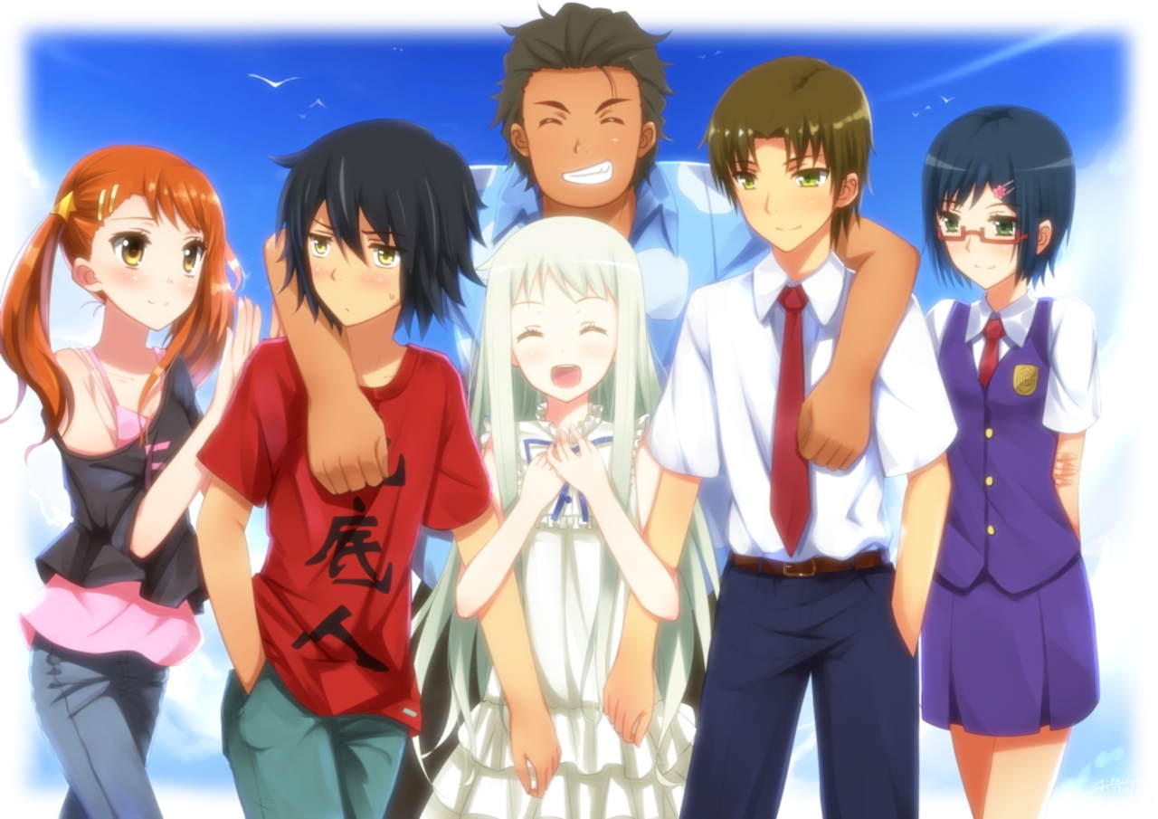 Download Anohana Movie Sub Indo Anime