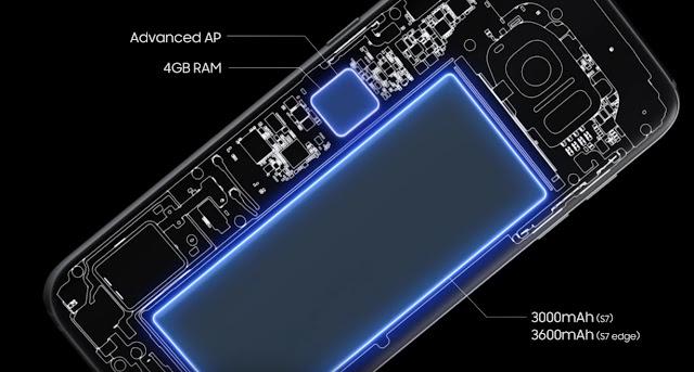 Samsung S7 İşlemcileri